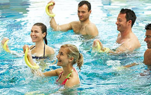 AQUA GYM - BABOR SPORTS CLUB